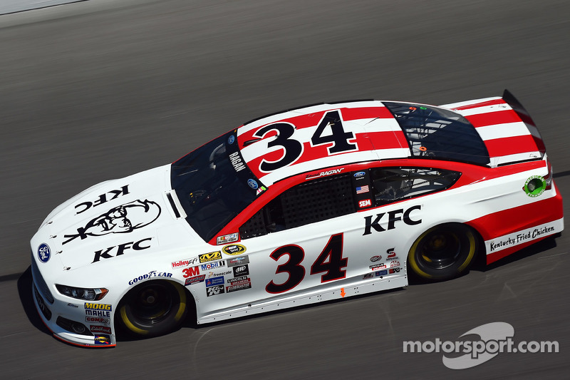 David Ragan, Frontrow Motorsports, Ford
