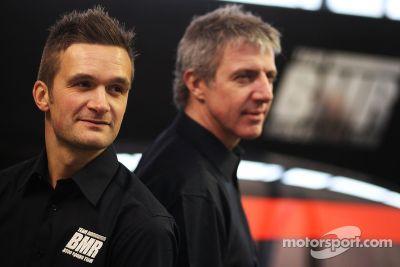 Jason Plato en Colin Turkington voegen zich bij Team BMR