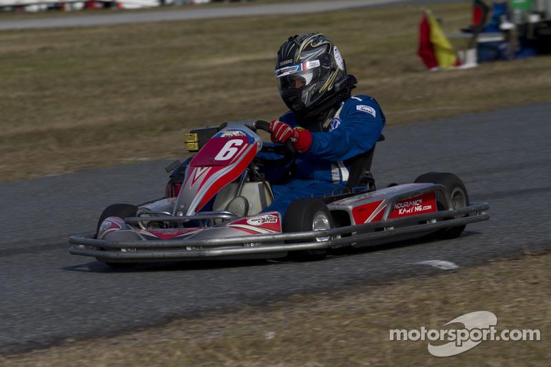 #6 Singularity Racing: Mahatru, Andy Mack, Dylan Smith, Andrew von Fange, Skylar Robinson