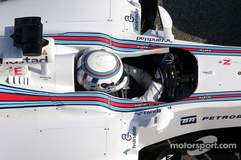 Susie Wolff, Williams F1 Team