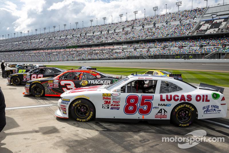 Bobby Gerhart, Bobby Gerhart Racing, Chevrolet