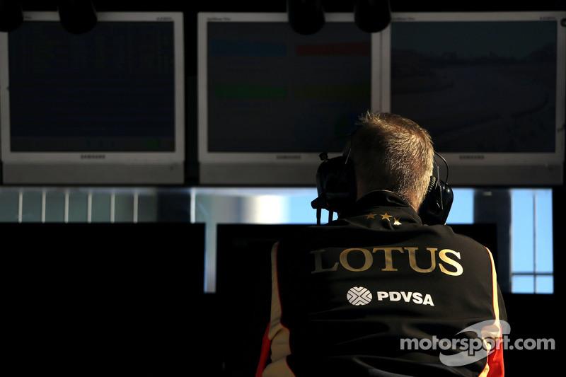 Engenheiro da Lotus F1 Team