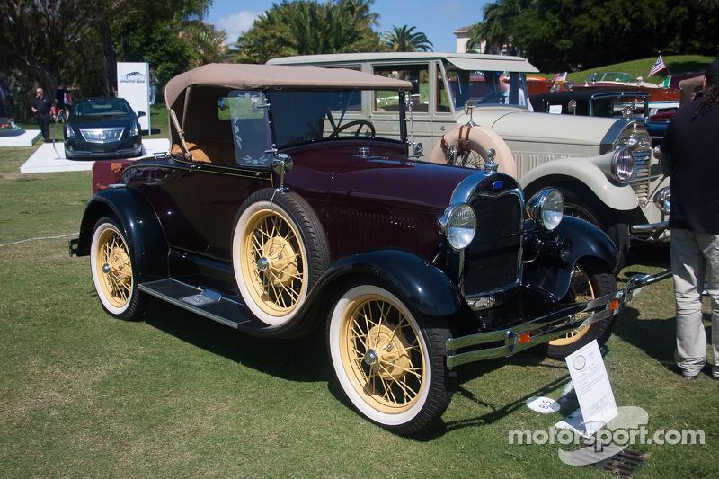 1928 福特 A Roadster Deluxe