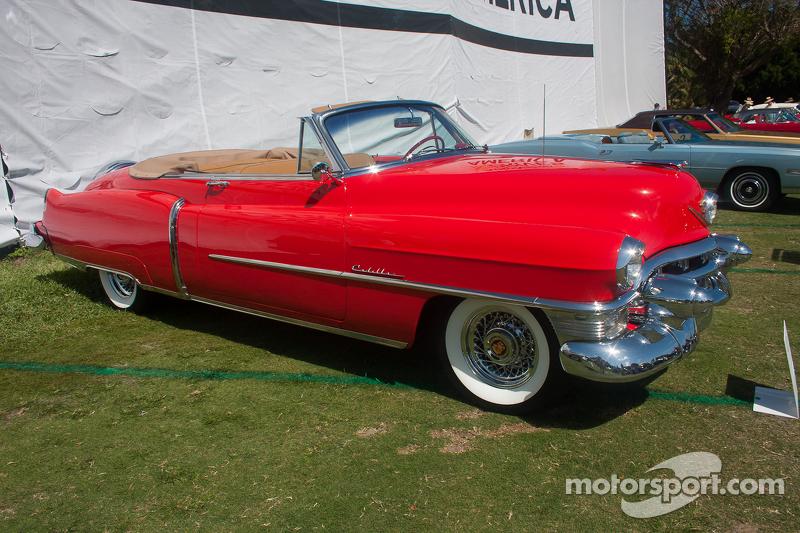 1953 凯迪拉克 Series 62 Convertible