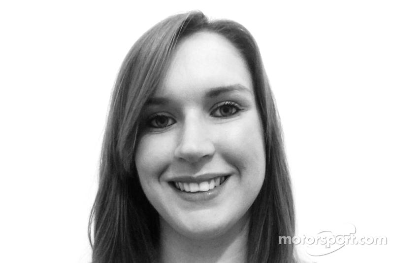 Katie Gamble, Manager de ventas en el Reino Unido de Motorsport.com
