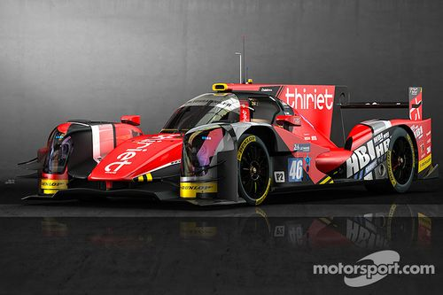 Develan imagenes del TDS Racing Oreca 05