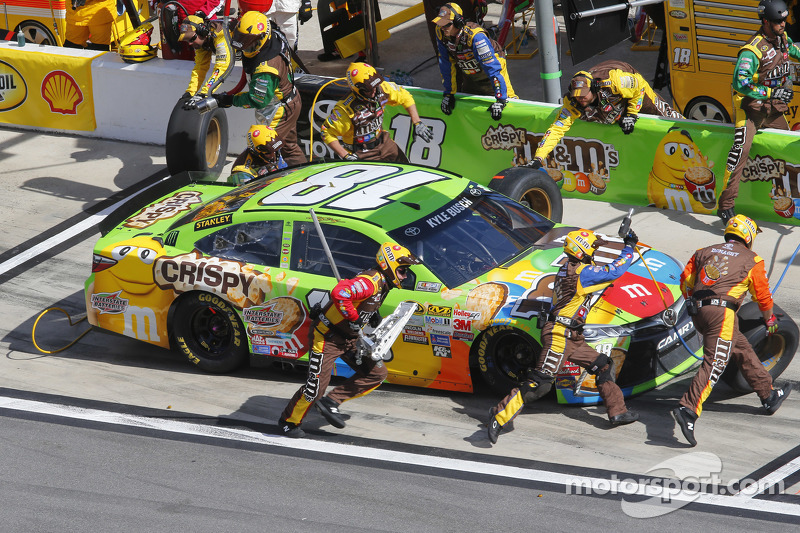 Matt Crafton, Joe Gibbs Racing, Toyota