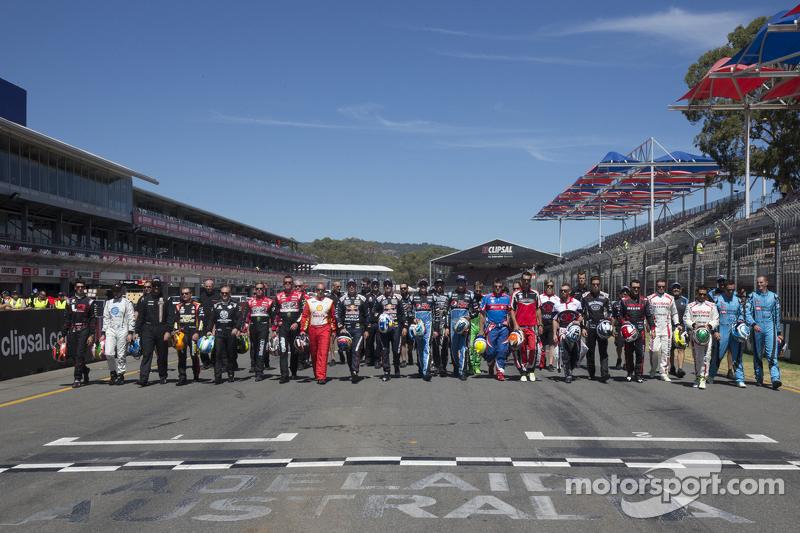 Fahrer-Gruppenfoto 2015
