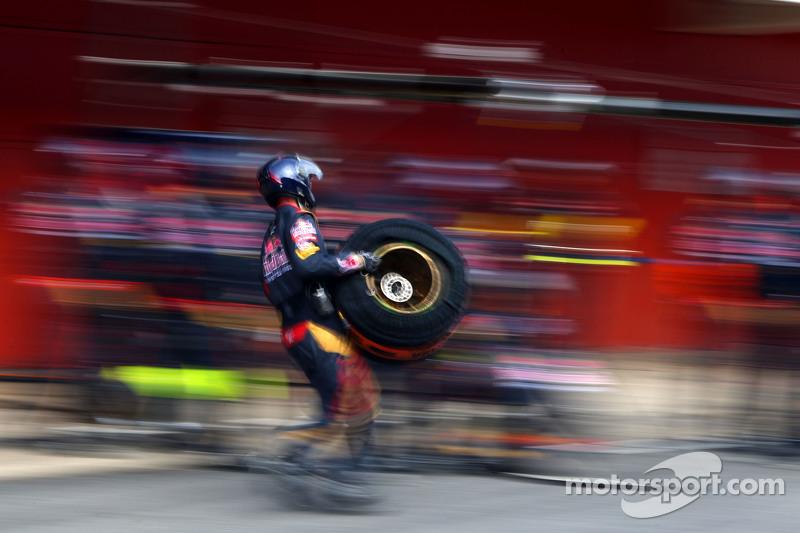 Scuderia Toro Rosso, Mechaniker