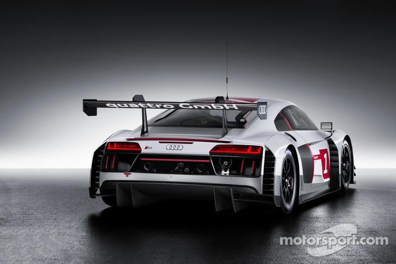 Der neue Audi R8 LMS