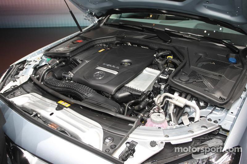 Mercedes C350 E Plugin-Hybrid