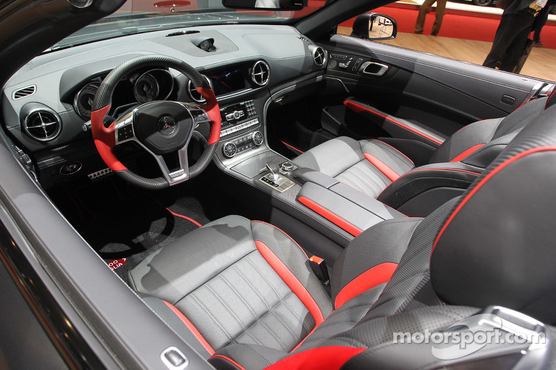 Mercedes SL417 Mille Miglia