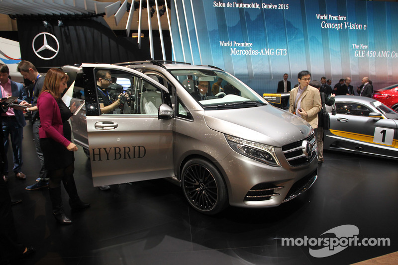 Mercedes Vision E Concept