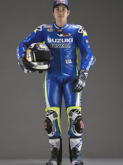 Маверик Виньялес. Запуск команды Suzuki GSX-RR, Презентация.