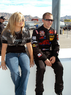 Brandon Whitt and sister Brittany