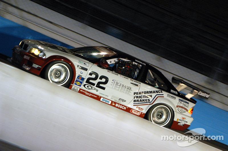 Prototype Technology Group BMW M3 : Justin Marks, Bill Auberlen