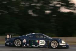 #35 Maserati Corse Maserati MC12: Fabrizio De Simone, Andrea Bertolini, Fabio Babini