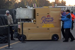 Doran Racing pit wagon