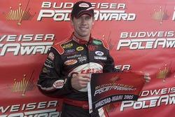 Pole winner Carl Edwards