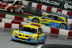 Final 1: Tom Kristensen and Heikki Kovalainen