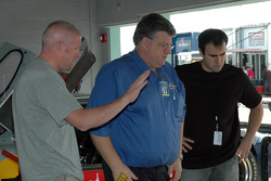 Paul Tracy, Kevin Doran, Harrison Brix