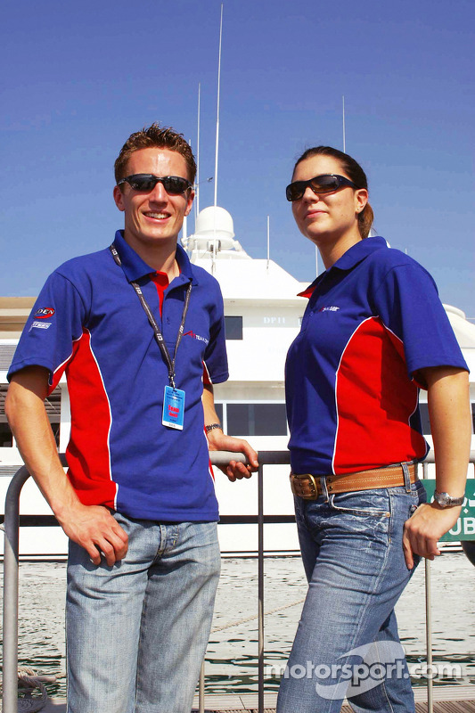Word Powerboat GP de Dubai: Robbie Kerr et Katherine Legge