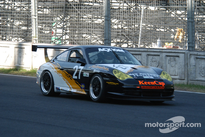 Autometrics Motorsports Porsche GT3 Cup : Patrick Small, Paul Mortimer