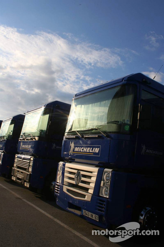 Camions Michelin