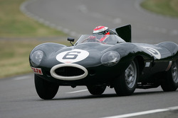 #6 Jaguar D-type: Johnny Herbert