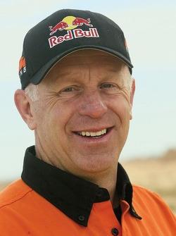 Team Red Bull KTM USA : le team manager Joe Barker