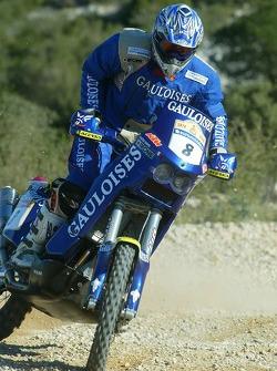 Team Gauloises KTM: David Casteu