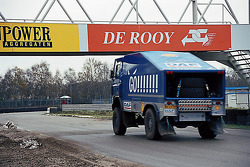 Team de Rooy: Jan de Rooy gives rides to guests