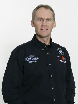 X-raid: Ralph Pitchford, co-driver of Alfie Cox