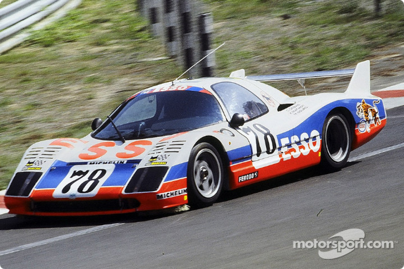 #78 WM AEREM WM P78 Peugeot: Christian Debias, Xavier Mathiot, Marc Sourd