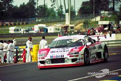 #26 SARD Toyota MC8-R: Alain Ferté, Kenny Acheson