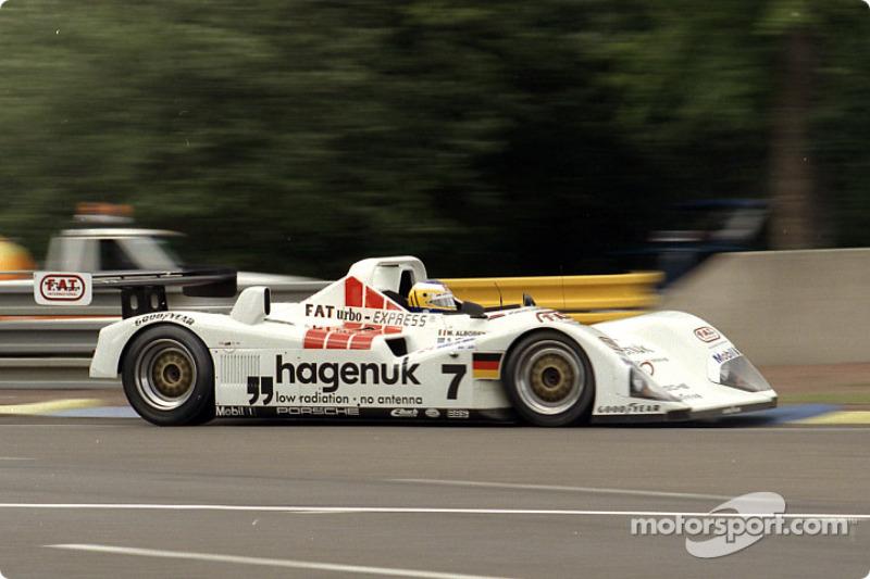 1996 – 1998: TWR Porsche