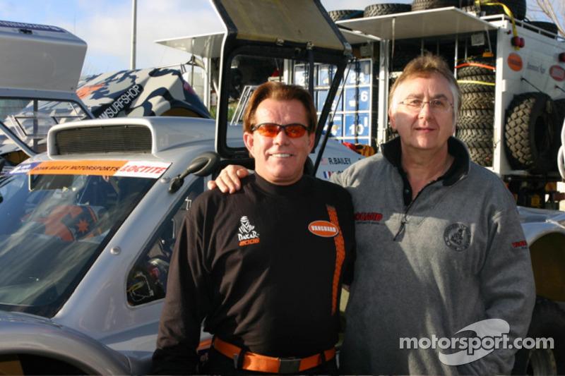Ronn Bailey et Hervé Cotel
