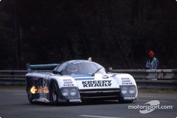 #34 Kreepy Krauly Racing March 84G Porsche: Christian Danner, Graham Duxbury, Almo Coppelli
