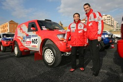 Guangyuan Men and Serge Henninot