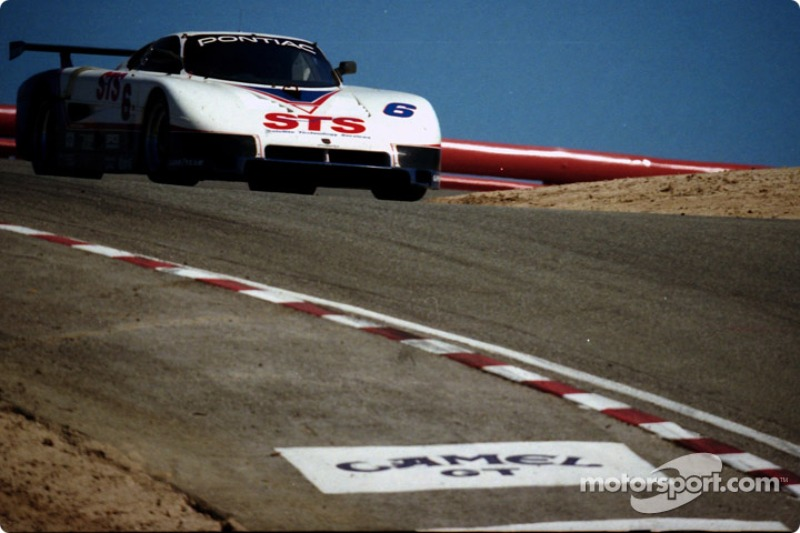 #6 Spice Engineering Pontiac Fiero GTP: Jim Rothbarth, Charles Morgan
