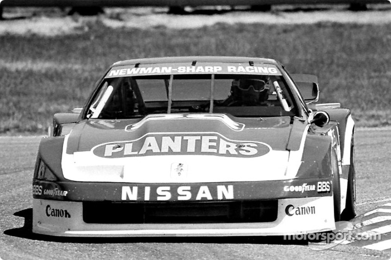 #88 Newman-Sharp Nissan 300ZX-T: Paul Newman