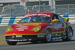 #40 Team Sahlen Porsche 996: Derek Sabol