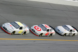 David Stremme, Reed Sorenson and Matt Kenseth