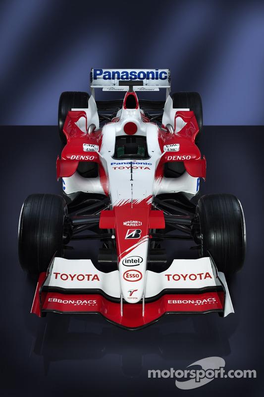 La Toyota TF106