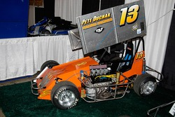 TQ - a three-quarter midget.  See it run at Atlantic City this weekend.