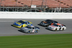 Kurt Busch, Jeff Green, Dale Jarrett and Mark Martin
