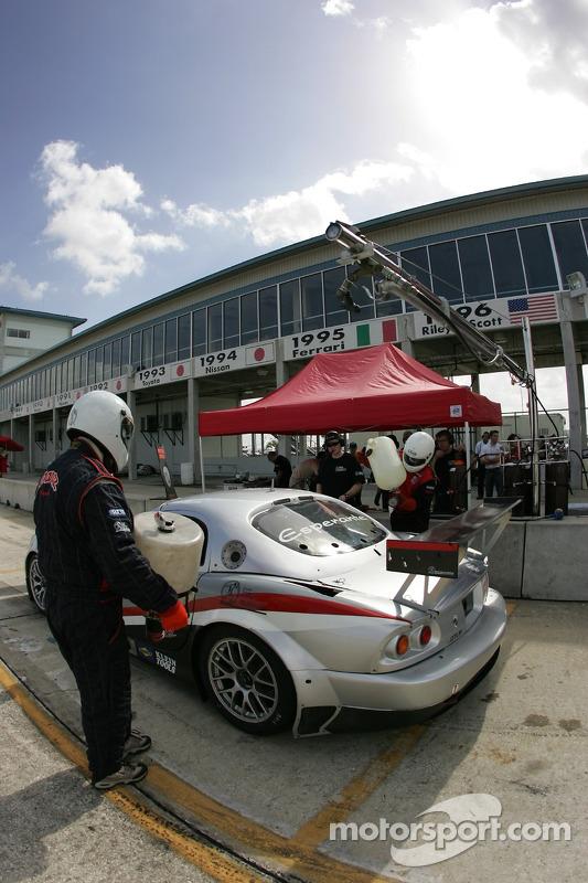 Multimatic Motorsports au travail