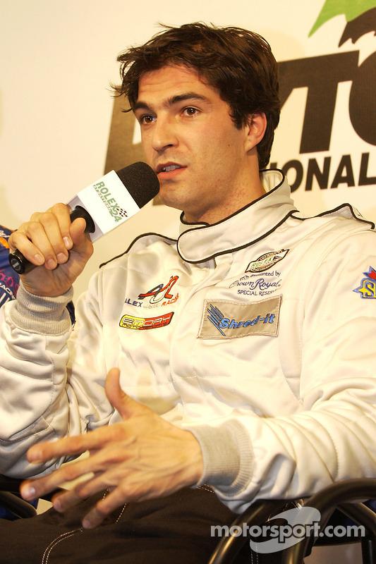 Lucas Luhr, pole position pour la #23 Alex Job Racing