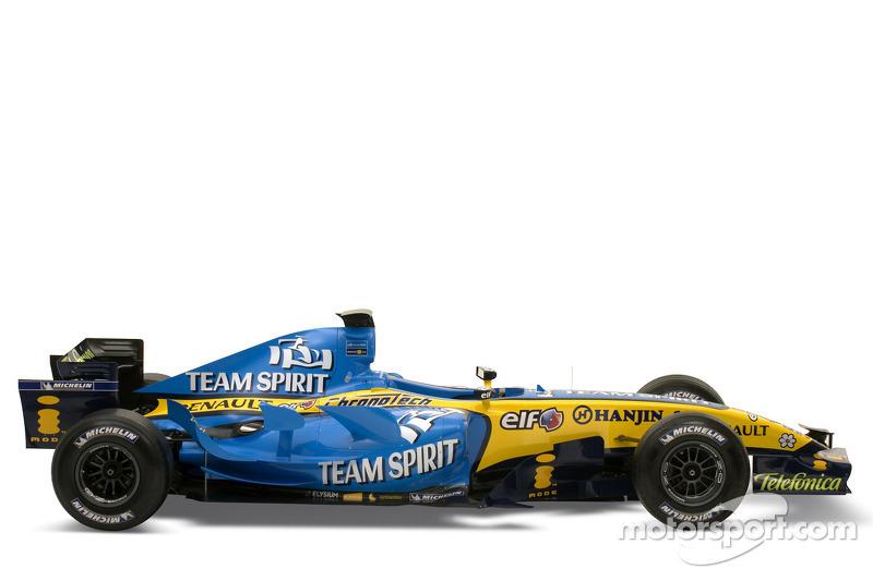 Rückblick: Renault 2006