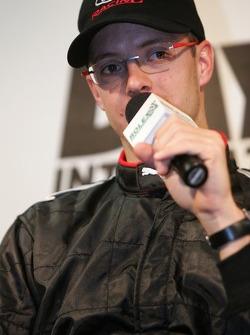 Champ Car drivers press conference: Sébastien Bourdais